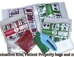 1st Responder Decon Kits